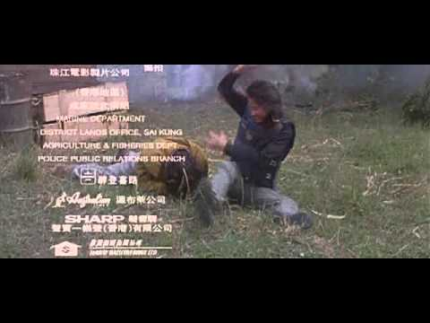 Police Story 3 - Super Cop bloopers