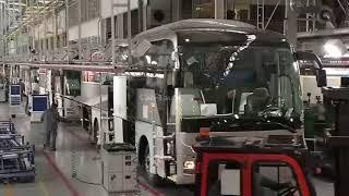 Video Proses Produksi BUS Dengan Mesin Canggih Di Jepang MP3, 3GP, MP4, WEBM, AVI, FLV Agustus 2018