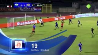 Klaas-Jan Huntelaars Treffer für die niederländische Nationalmannschaft
