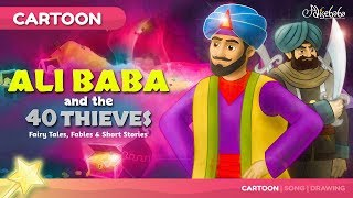 ALI BABA AND THE FORTY THIEVES Kids Story is #19th animation bedtime story for kids in our Youtube channel. Links to our fairy tales and kids stories here: 1...