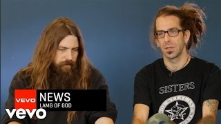 Lamb Of God - VEVO News Interview: Randy Runs For President