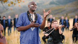 Baba Yetu (Modlitwa Pańska w języku suahili) - Alex Boyé, BYU Men's Chorus & Philharmonic; Christoph