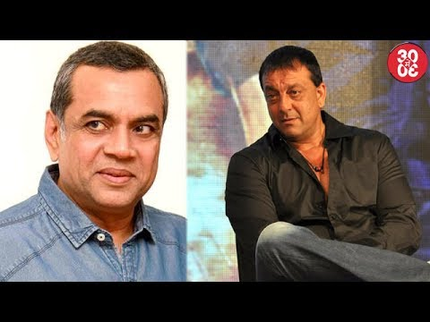 Paresh Rawal On His Prep As PM Modi | Sanjay Dutt