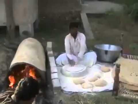 道地的印度煎餅,好吃的秘訣在於...