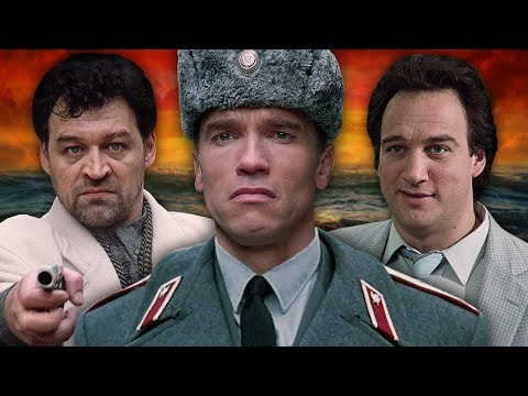 RED HEAT ⭐ Then and Now 1988 vs 2018