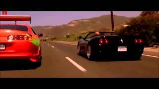 Nonton Fast and the Furious - Toyota Supra Brian O'Conner vs Ferrari Film Subtitle Indonesia Streaming Movie Download