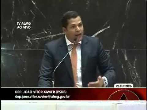 João Vítor Xavier critica mobilidade urbana de BH e pede obras urgentes