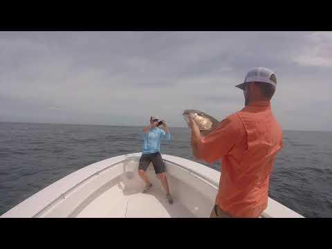 Offshore Fishing Wilmington NC (King Fish, Reef Donkeys)