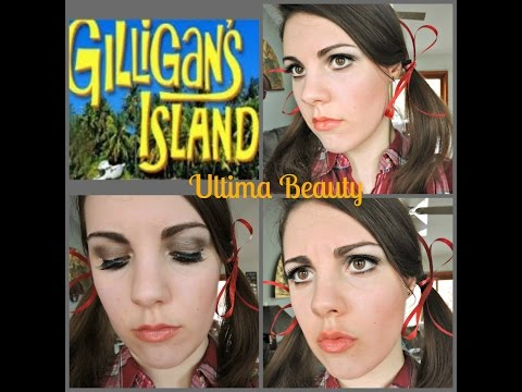 Gilligan's Island: Mary Ann Inspired Makeup