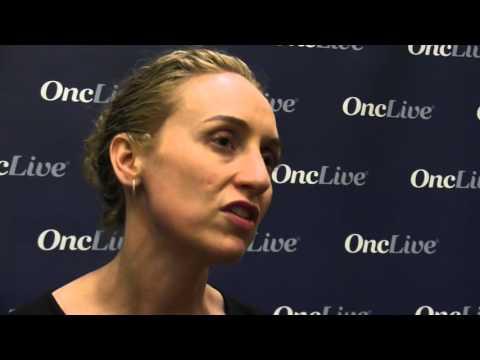 Dr.  Georgina Long on Dabrafenib and Trametinib in BRAF-Mutated Melanoma