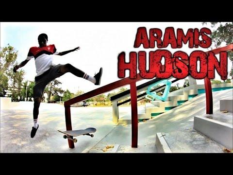 ARAMIS HUDSON - DIAMOND SKATEPARK