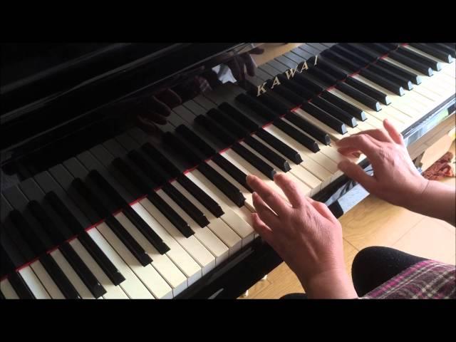 (アフター)大人初心者「アメイジンググレイス」を弾いてみた。