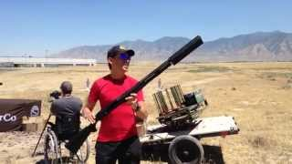 Amazing Shotgun Silencer