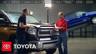 2014 Tundra: Tundra Design: Engineers Know-How #1 | Toyota