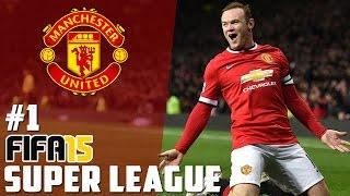 Video FIFA 15: SUPER LEAGUE - Manchester United Career Mode #1 MP3, 3GP, MP4, WEBM, AVI, FLV Desember 2017