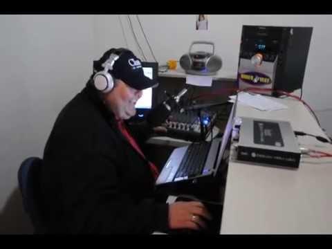 Juliano Arruda na Educativa FM 87,9 em Itaporanga/SP