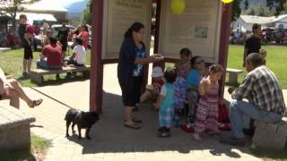 Lillooet (BC) Canada  City pictures : 2014 Canada Day Celebrations Lillooet BC