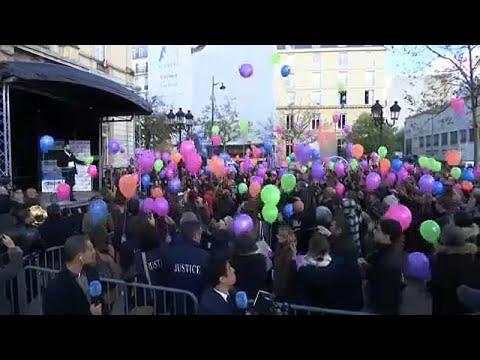 Ημέρα μνήμης στο Παρίσι: Τρία χρόνια από τον «ματωμένο Νοέμβριο»…