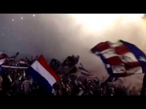 La Ultra Fiel Recibiendo al Club Olimpia | 21/10/14 | - La Ultra Fiel - Club Deportivo Olimpia