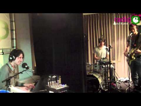play video:Sensual live @ The Beat, Radio 6