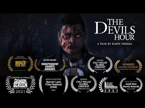 #Shorthorrorfilm  The Devils Hour - Award winning Horror Film