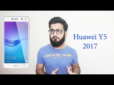Huawei Y5 2017 Launched In Pakistan, Specs & Price