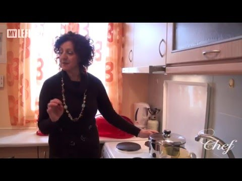 Φακές Εγγλουβής - Παραδοσιακή συνταγή από τη Λευκάδα