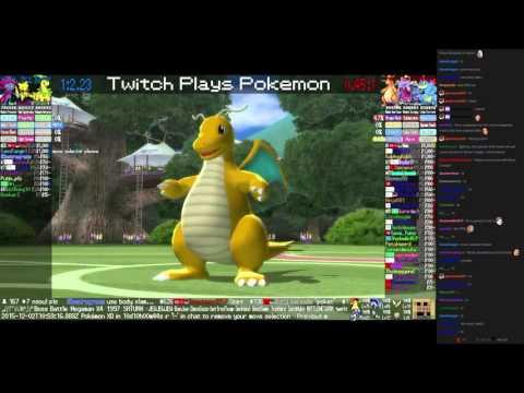Twitch Plays Pokémon Battle Revolution - Match #31318