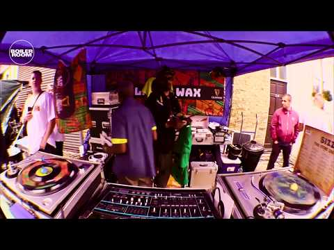 Gladdy Wax Boiler Room x Guiness Notting Hill Carnival 2016 DJ Set