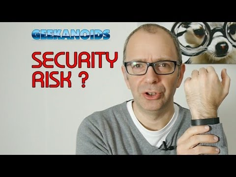 Is Wearable Technology a Security Risk ? @HotspotShield