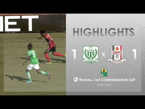 HIGHLIGHTS | #TotalCAFCC | Round 1 - Group B: DC M...