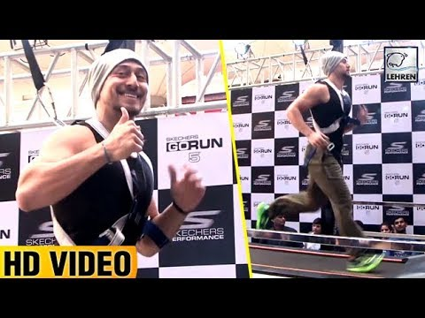 Tiger Shroff's INTENSE Workout | FULL VIDEO