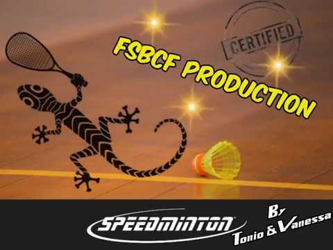 Speed badminton - Tournoi de Draguignan 2016