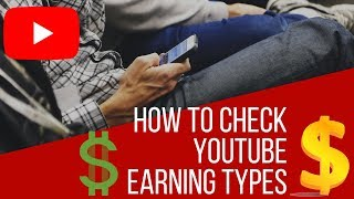 How to View Your Youtube Earnings After Monetization