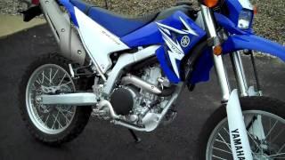 10. 2009 Yamaha WR 250R