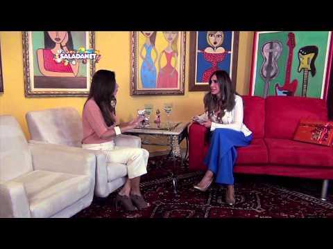 Maura Roth entrevista a cantora Luciana Araujo