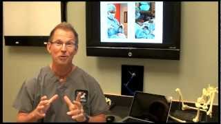 Canine ACL Tear Diagnosis discussed by Dr. Bauer, DVM, DACVS