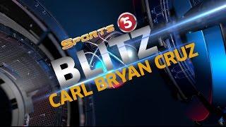Sports5 Blitz: Carl Bryan Cruz | PBA S42 Pre-Season