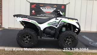 10. 2019 Kawasaki Brute Force 750 4x4i EPS