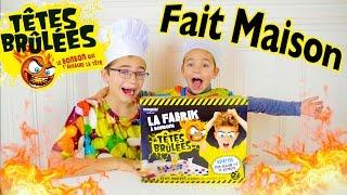 Video LA FABRIK À BONBONS TÊTES BRULÉES - On Fabrique Nos Bonbons Fait Maison ! MP3, 3GP, MP4, WEBM, AVI, FLV Mei 2017