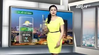(VTC14)_Thời tiết các thành phố lớn ngày 30.07.2016, Dự Báo Thời Tiết, Dự Báo Thời Tiết ngày mai, Dự Báo Thời Tiết hôm nay