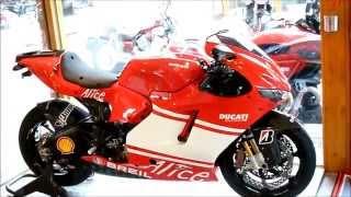 5. Ducati Desmosedici RR Superbike (Nr.35) 181 Hp 302 Km/h * see also Playlist