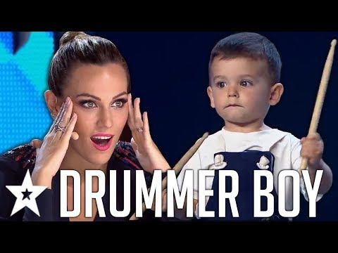 Brilliant BABY Drummer SHOCKS Everyone On Spain's Got Talent 2019! | Got Talent Global