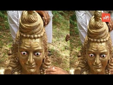 160 Kg Gold Statue Of Lord Shiva Found In Bihar | Protected By Hundreds Of Snakes | YOYO Times