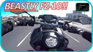 10. Yamaha Fz-10 Test Ride | Kischardio Approved!@#$!