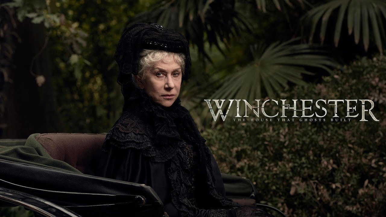 Terror is Building for Helen Mirren in 'Winchester: The House That Ghosts Built' (Trailer) Inspired by True Events