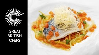 How to cook sea bream with Martin Wishart