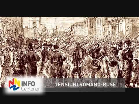 Tensiuni româno-ruse
