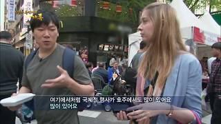 My Korean Husband Couple In Korea On EBS TV 나의한국남편 - 니콜라의 한국방문기