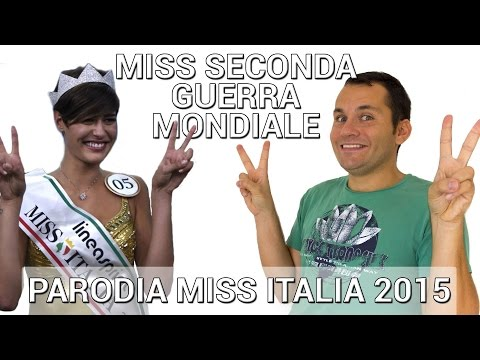 miss seconda guerra mondiale!